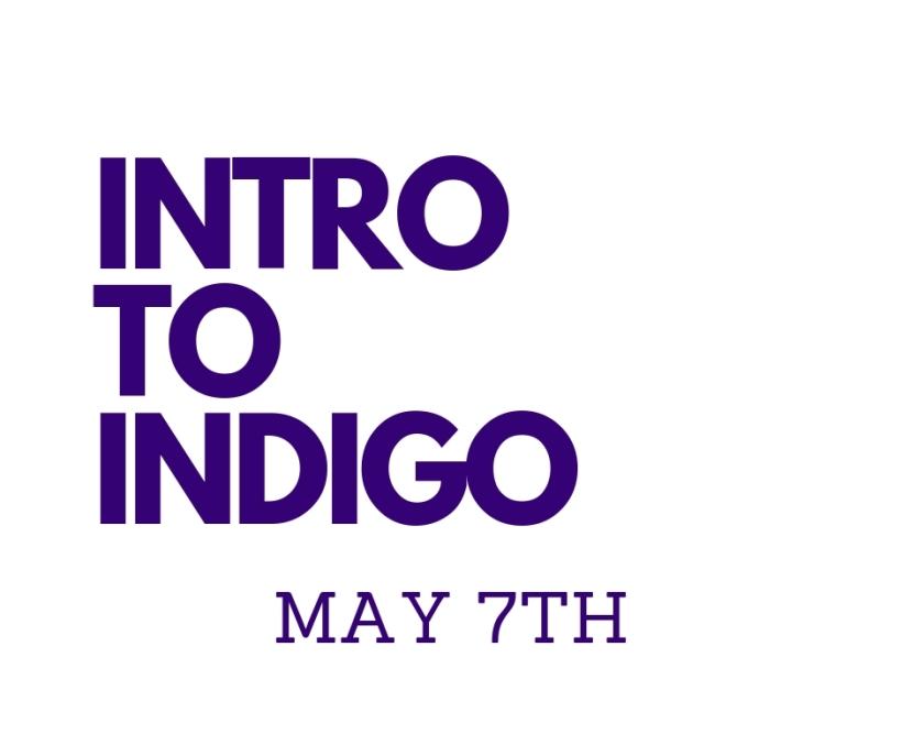 INTRO TO INDIGO